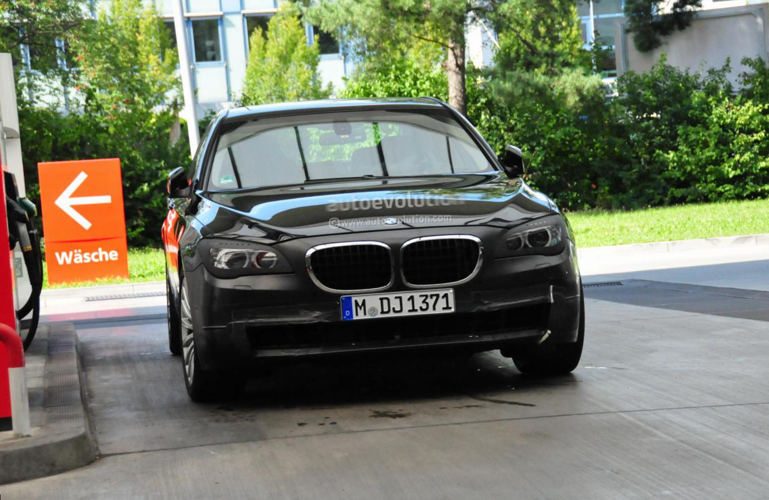 BMW ActiveHybrid 7 (F04) Specifications 2008