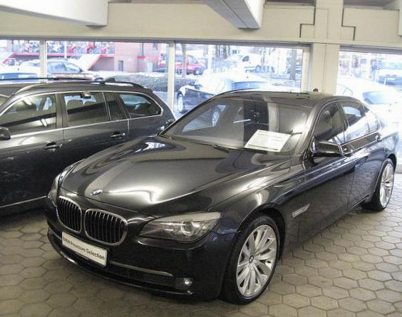 7 Series (F01) BMW used hatchback