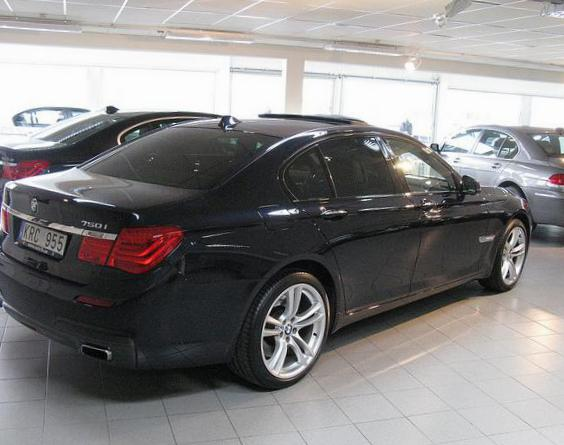 BMW 7 Series (F01) for sale 2012