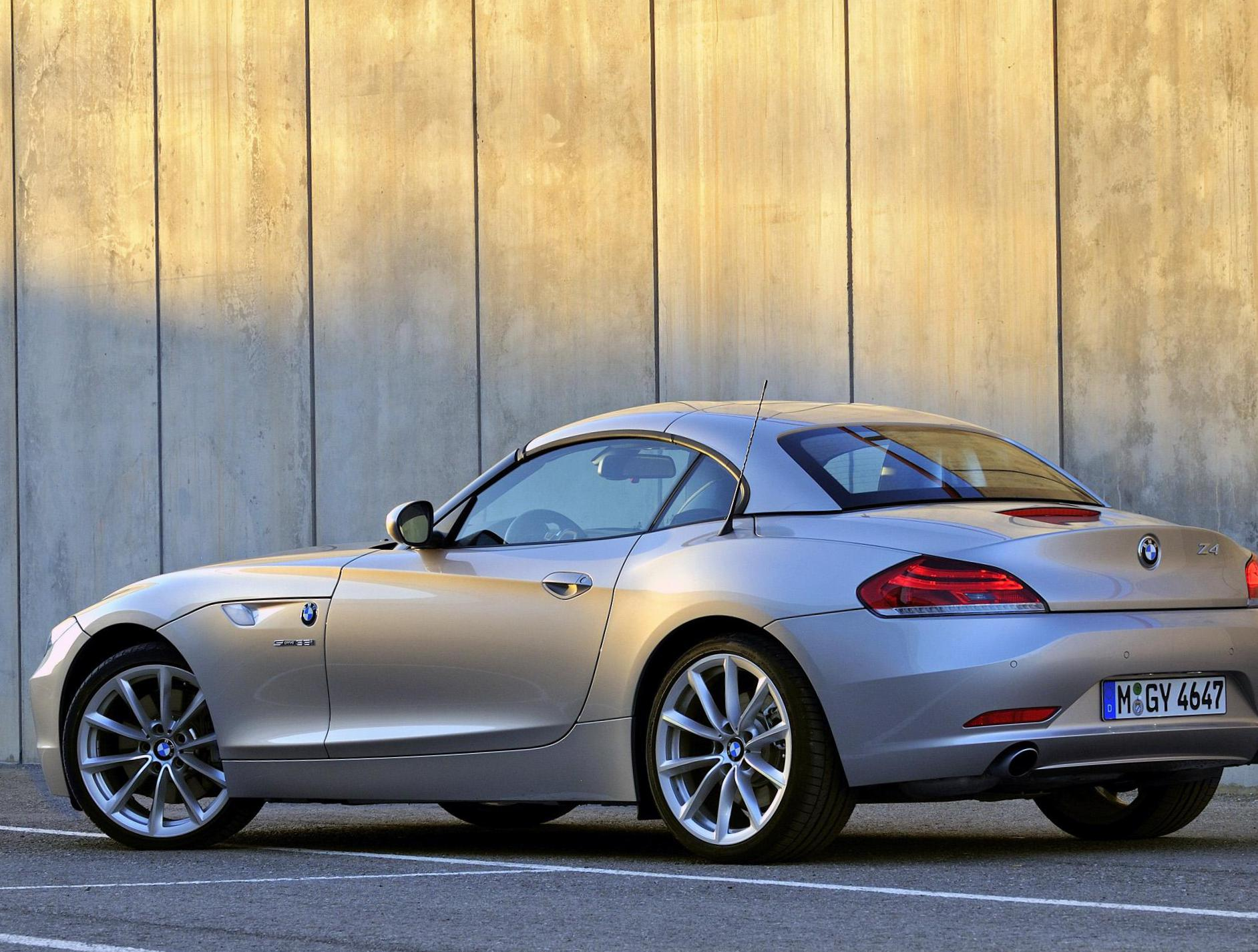 BMW Z4 Roadster (E89) approved 2012