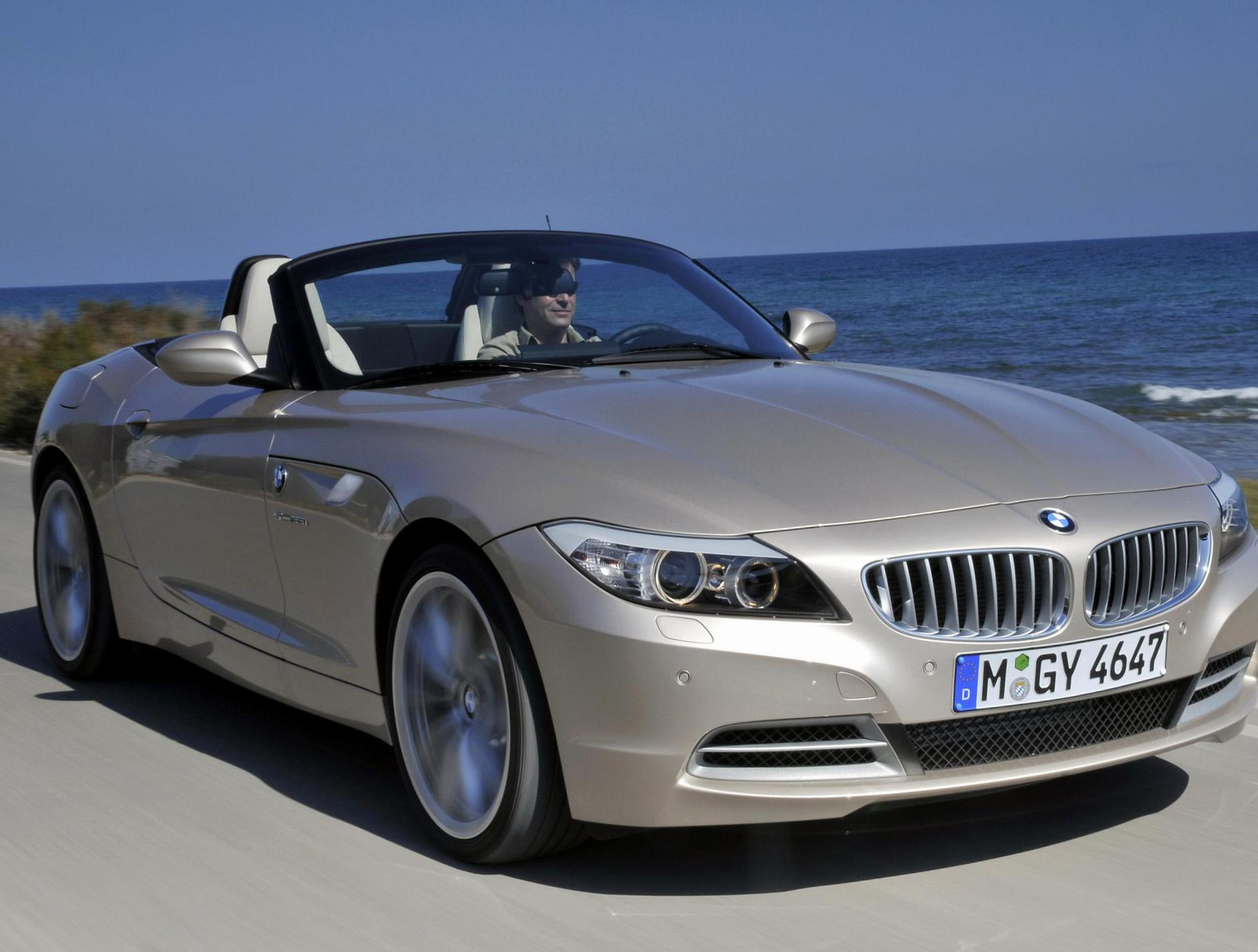 BMW Z4 Roadster (E89) configuration hatchback