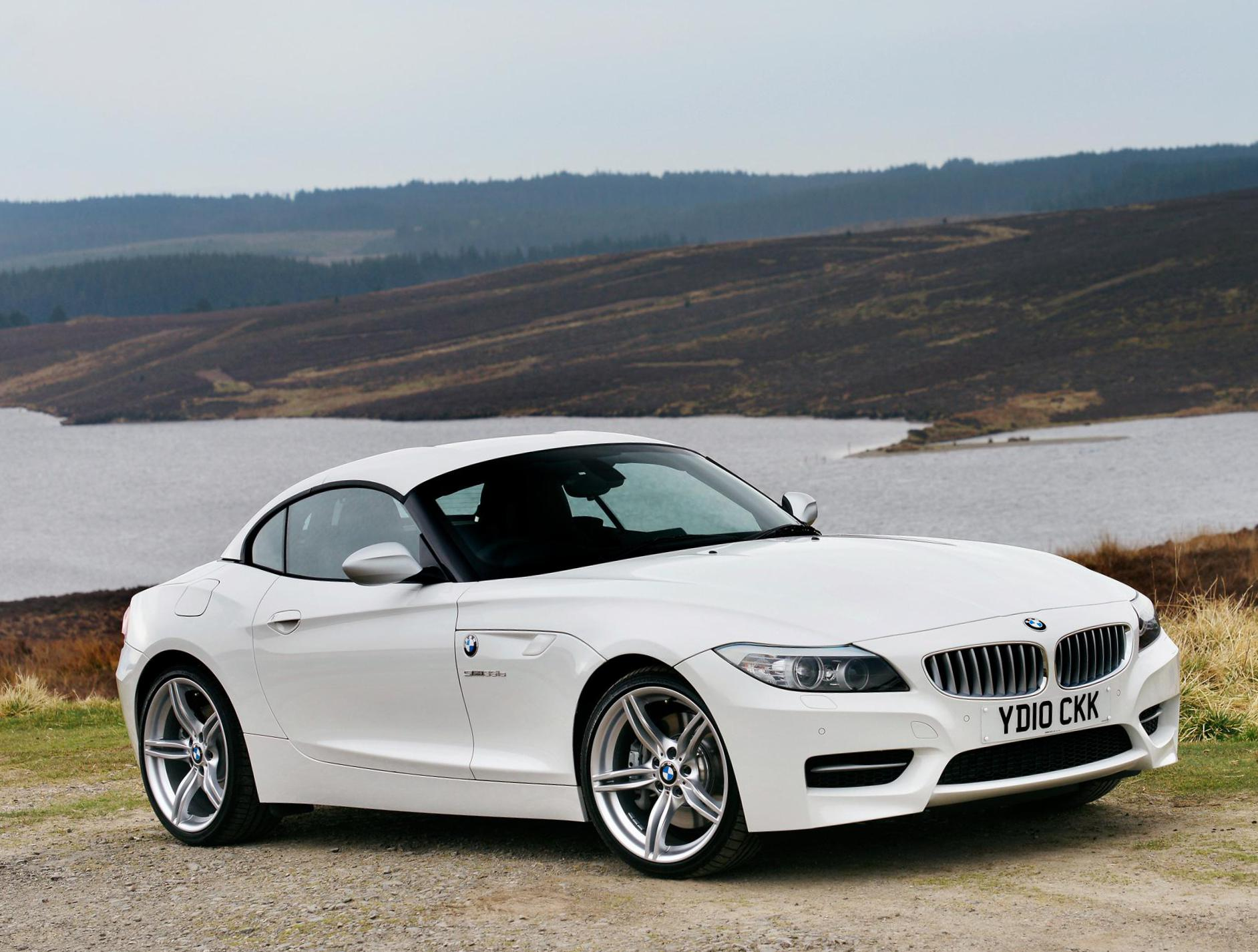 Z4 Roadster (E89) BMW models hatchback