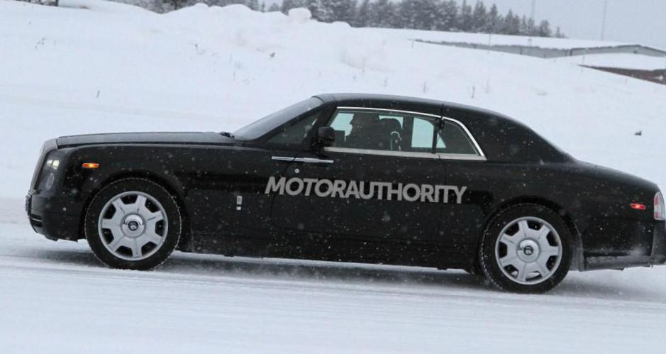 Phantom Coupe Rolls-Royce review suv