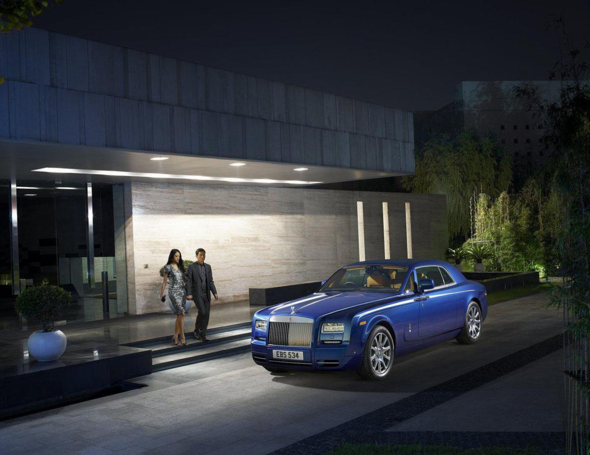 Phantom Coupe Rolls-Royce Specifications suv