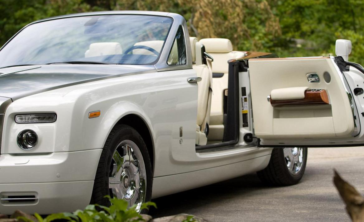 Phantom Coupe Rolls-Royce usa suv