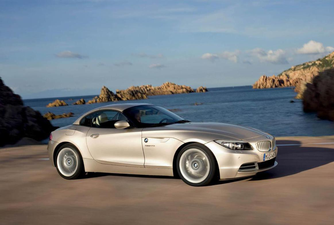 Z4 Coupe (E85) BMW sale liftback