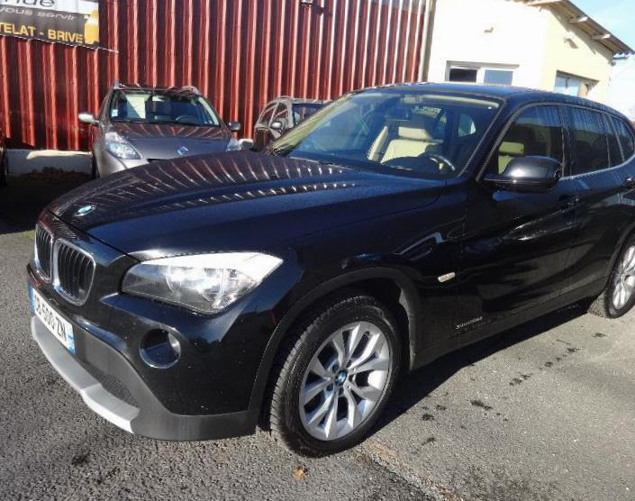 BMW X1 (E84) reviews 2010