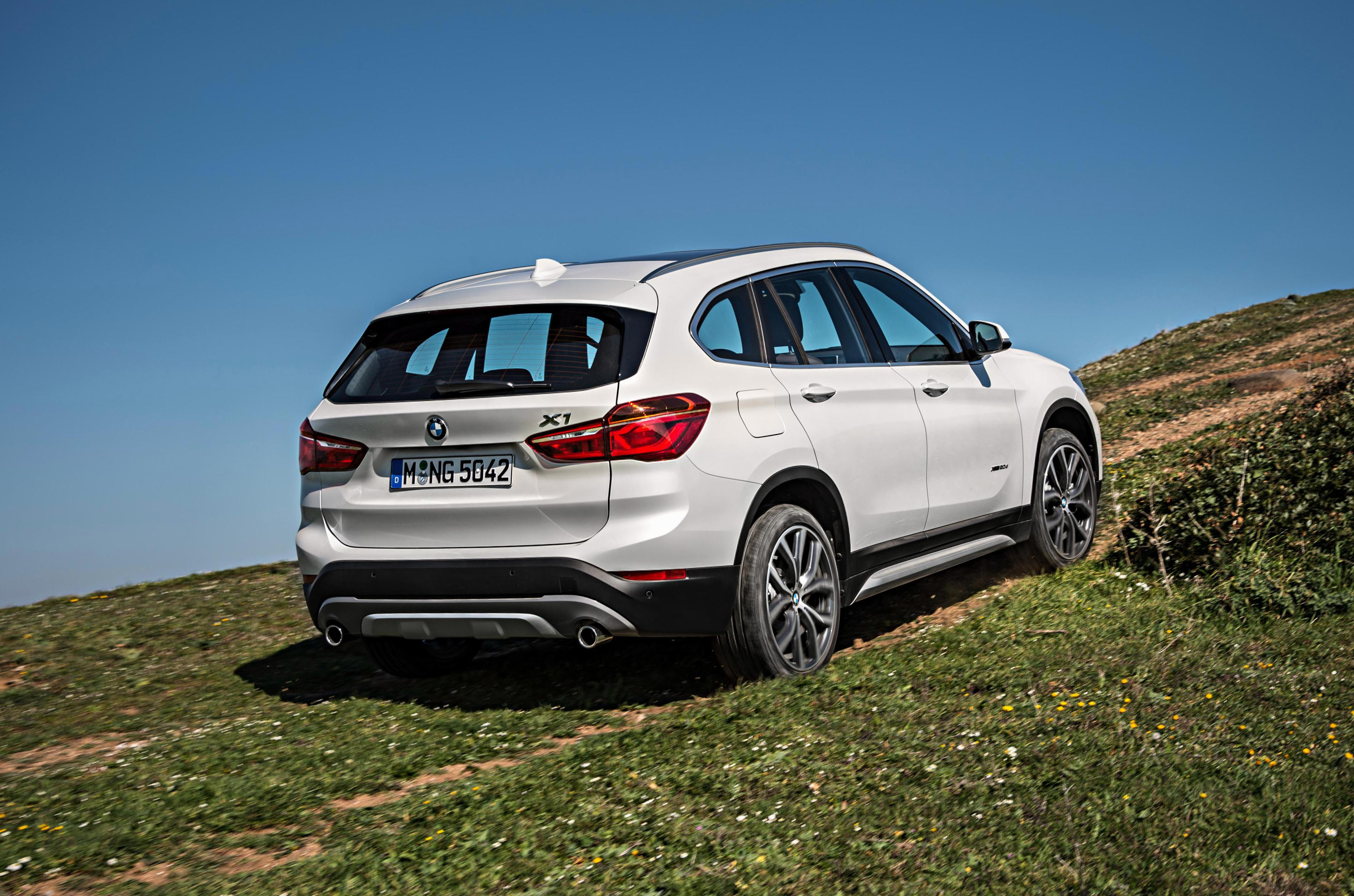 BMW X1 (F48) models hatchback