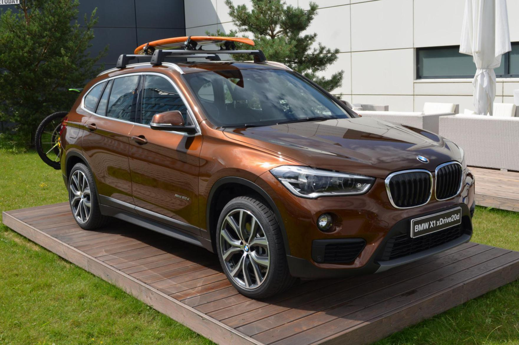 X1 (F48) BMW review 2013