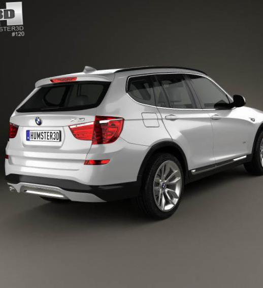 BMW X3 (F25) Photos and Specs  Photo: BMW X3 (F25) usa and