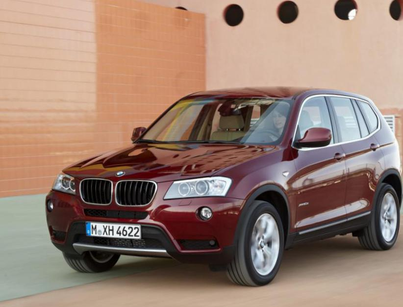 BMW X3 (F25) Specification suv