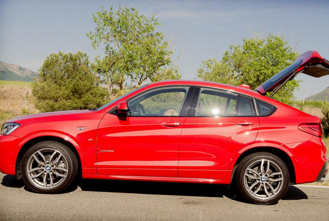 BMW X4 (F26) Specifications 2013