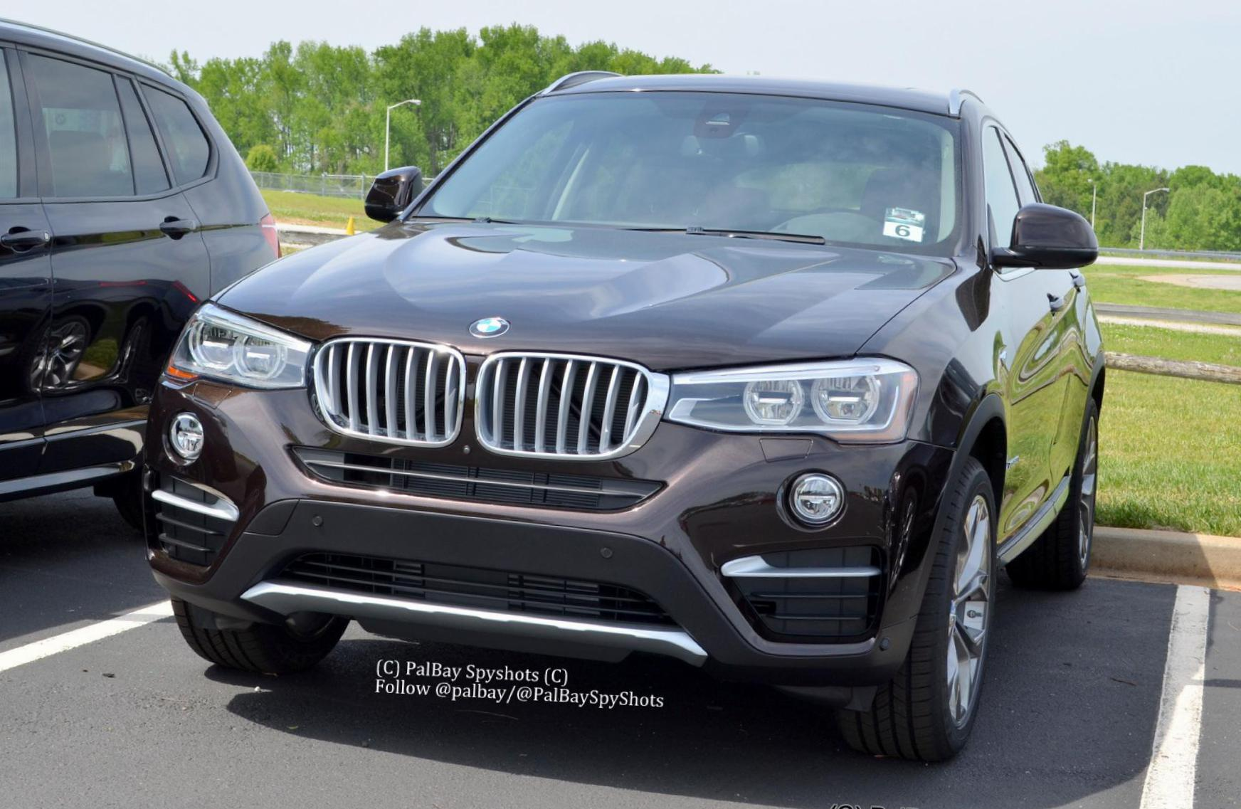 X4 F26 BMW Approved 2012