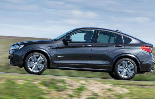 X4 (F26) BMW reviews 2014