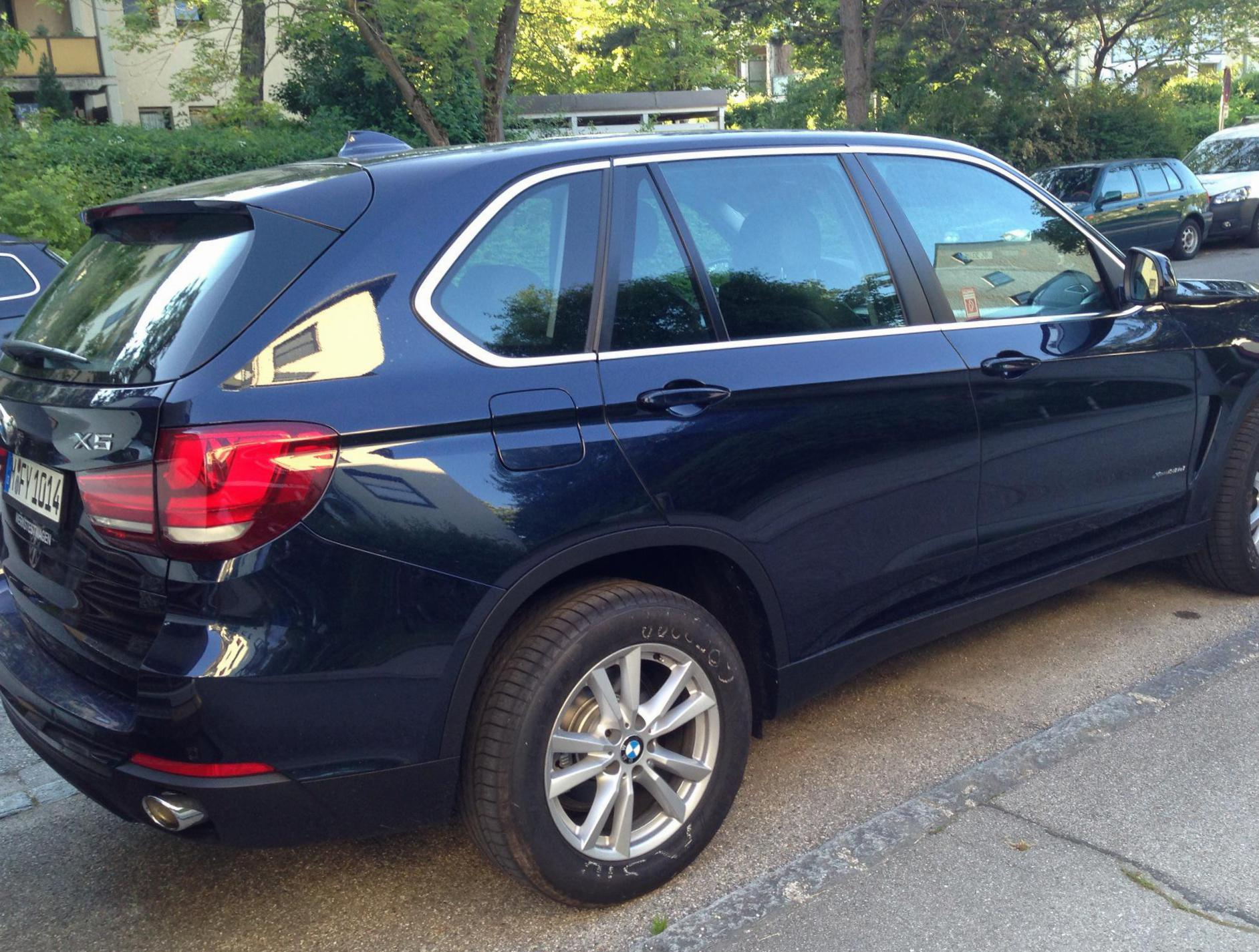 BMW X5 (F15) Specifications 2011