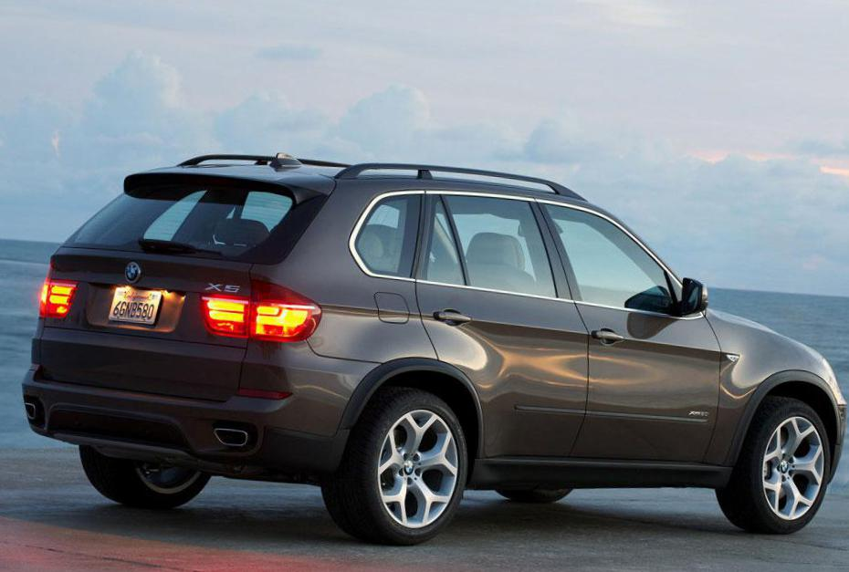 X5 (E70) BMW reviews 2012