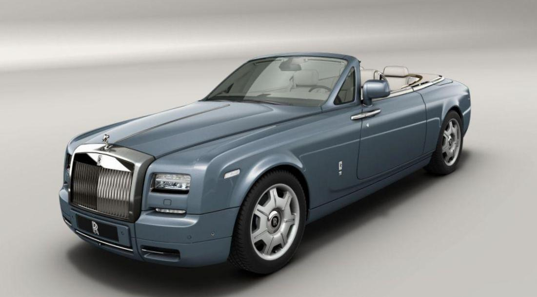 Rolls-Royce Phantom Drophead Coupe approved 2005