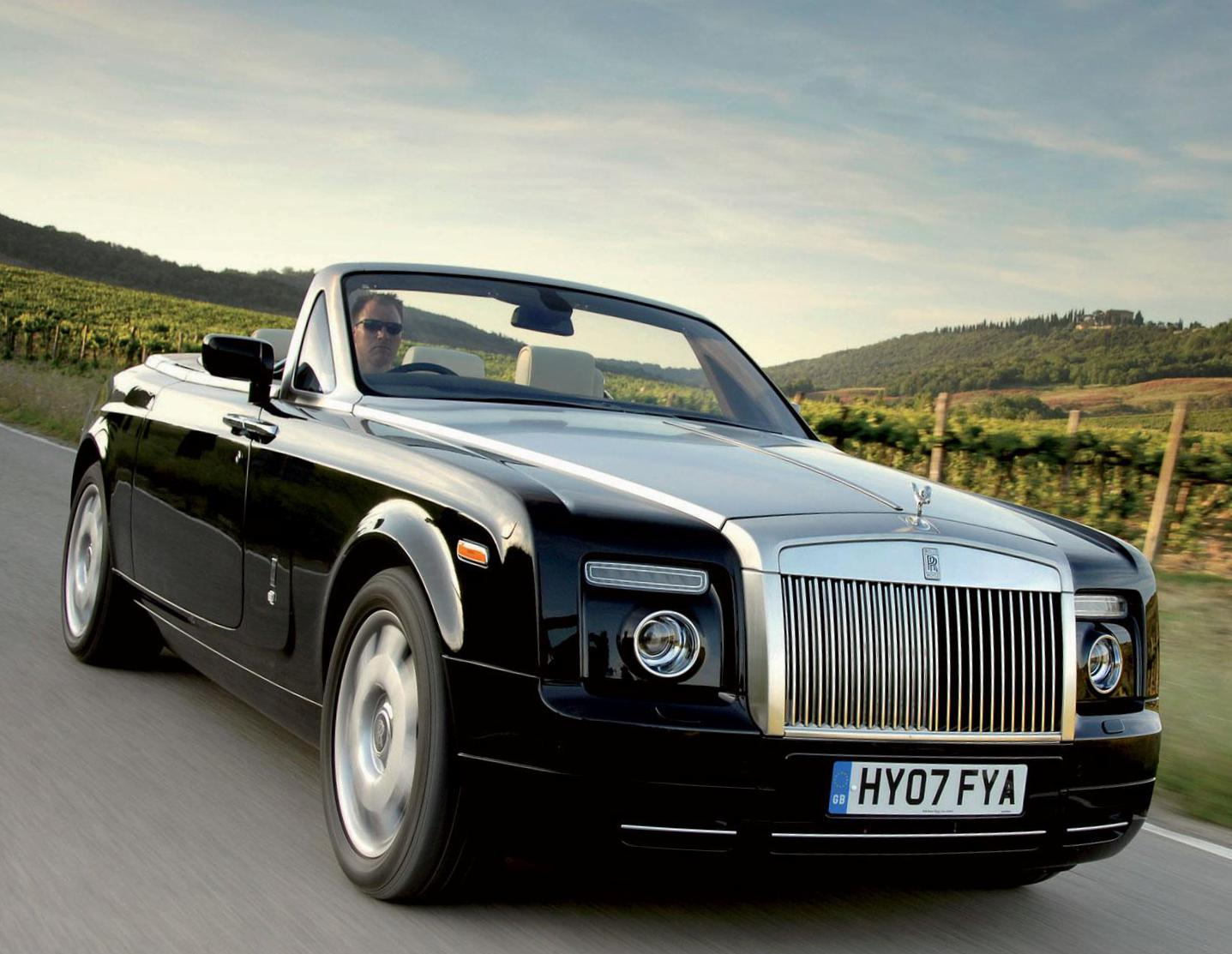 Rolls Royce Phantom Drophead Coupe Cost Suv