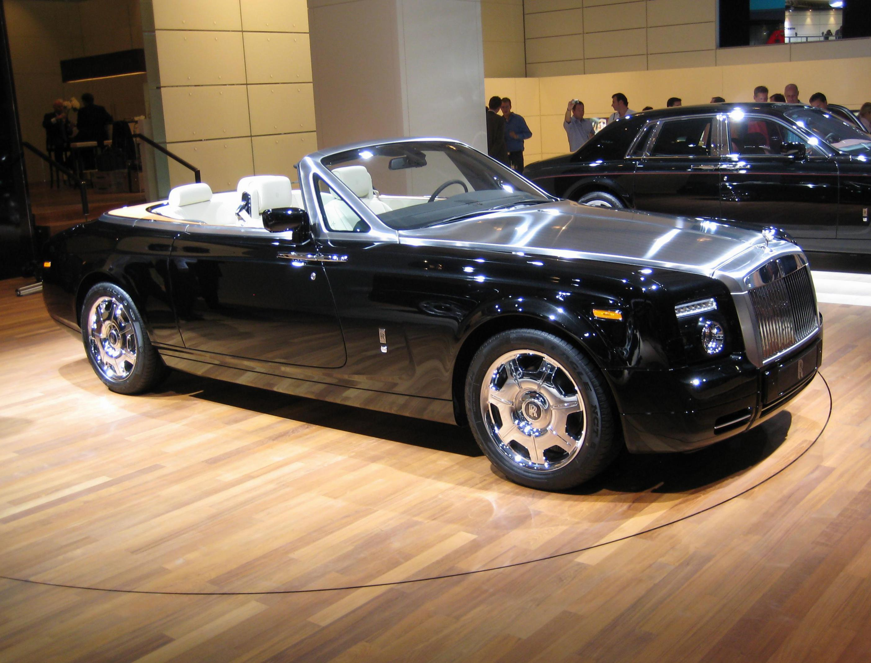Rolls-Royce Phantom Drophead Coupe for sale pickup