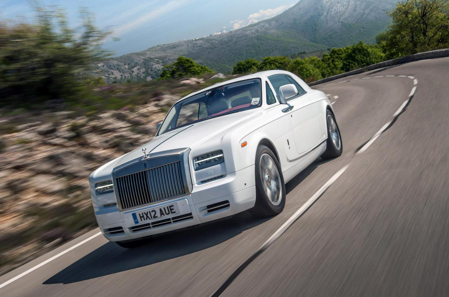 Rolls-Royce Phantom Drophead Coupe Specification suv