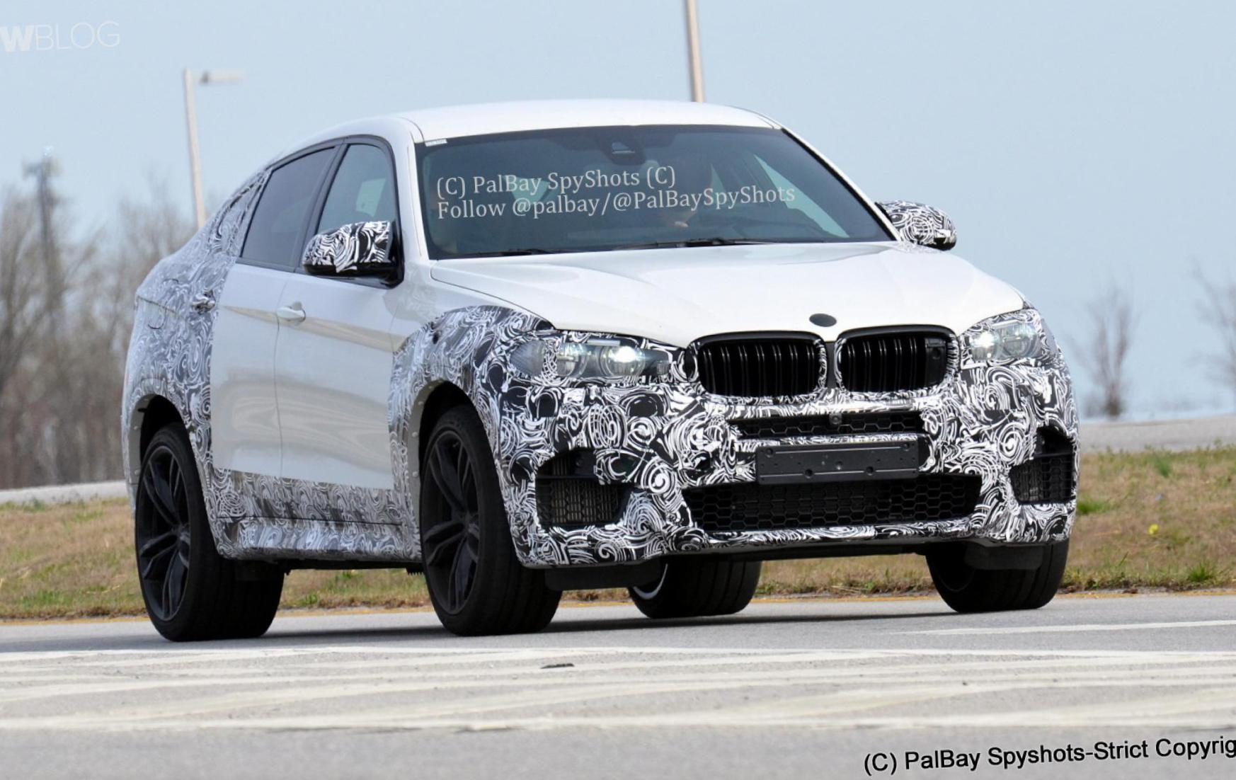 X5 M (F85) BMW review sedan