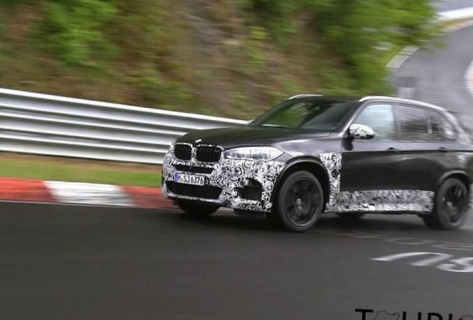 X5 M (F85) BMW Specification 2014