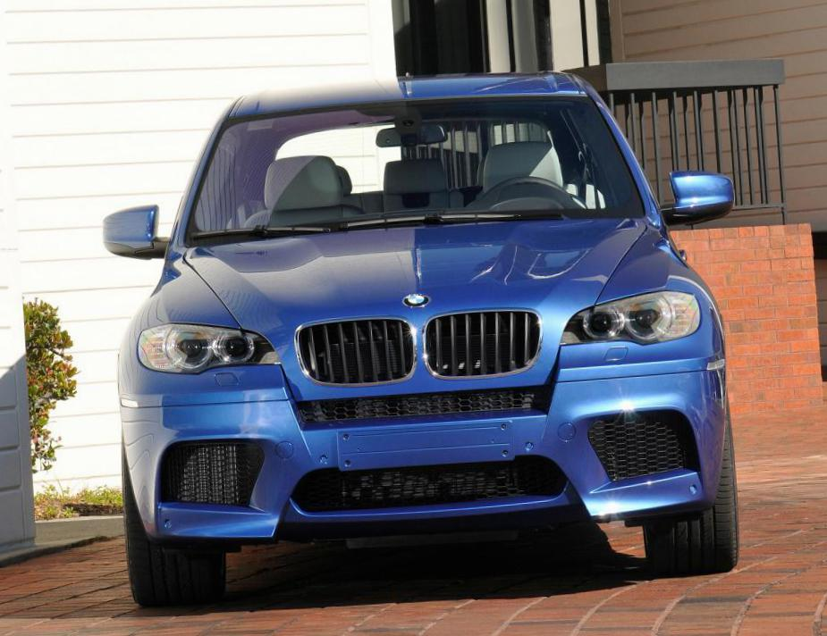X5 M (E70) BMW Specification 2015