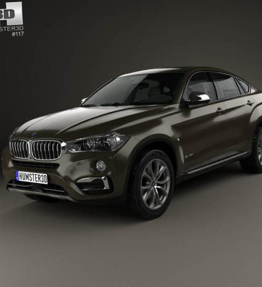 BMW X6 (F16) spec suv