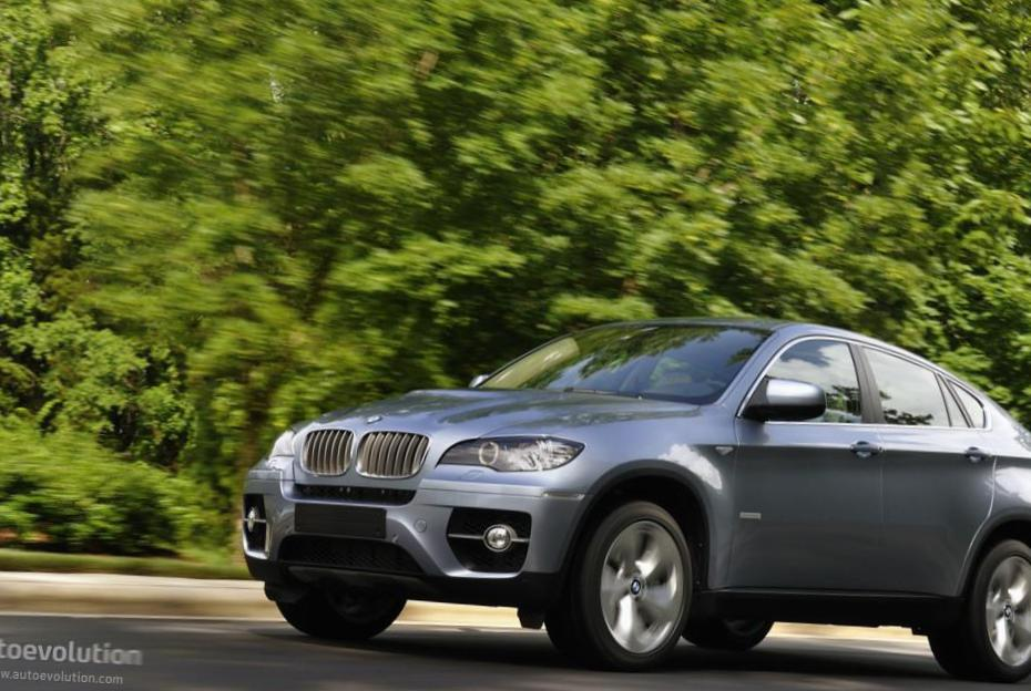 BMW X6 (E71) prices 2011