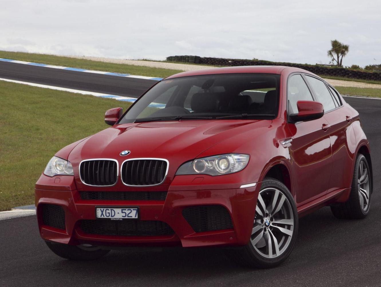 BMW X6 (E71) Specifications hatchback