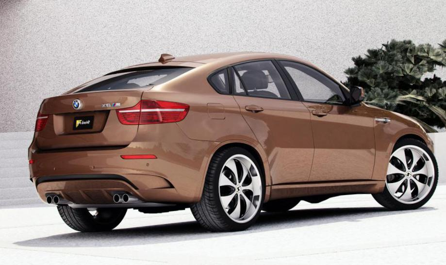BMW X6 (E71) review 2013