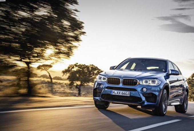 X6 M (F86) BMW Specification 2014