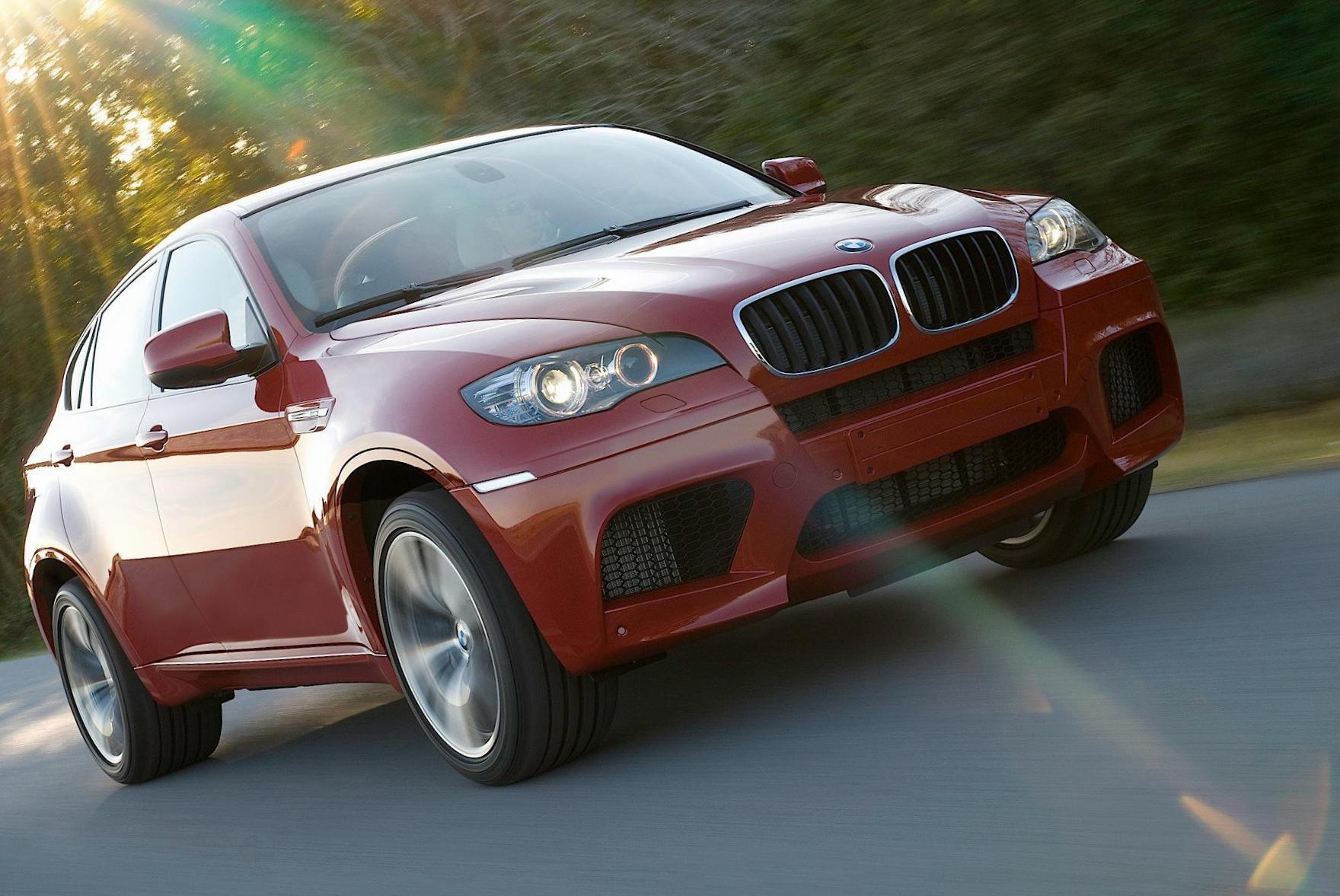 BMW X6 M (E71) how mach 2011