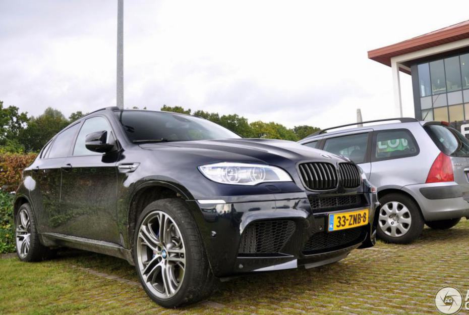 BMW X6 M (E71) used wagon