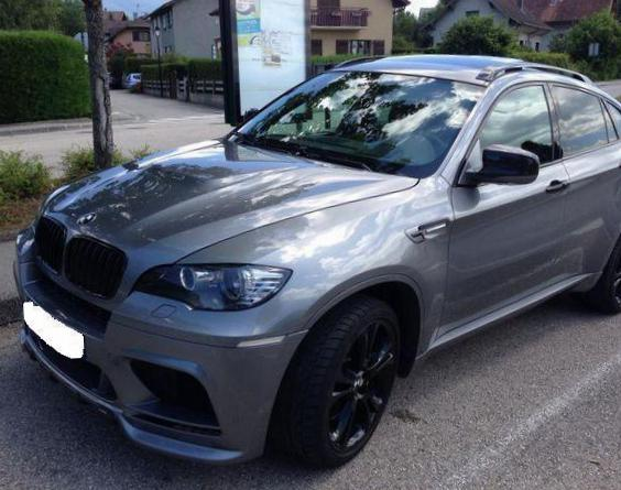 X6 M (E71) BMW price van
