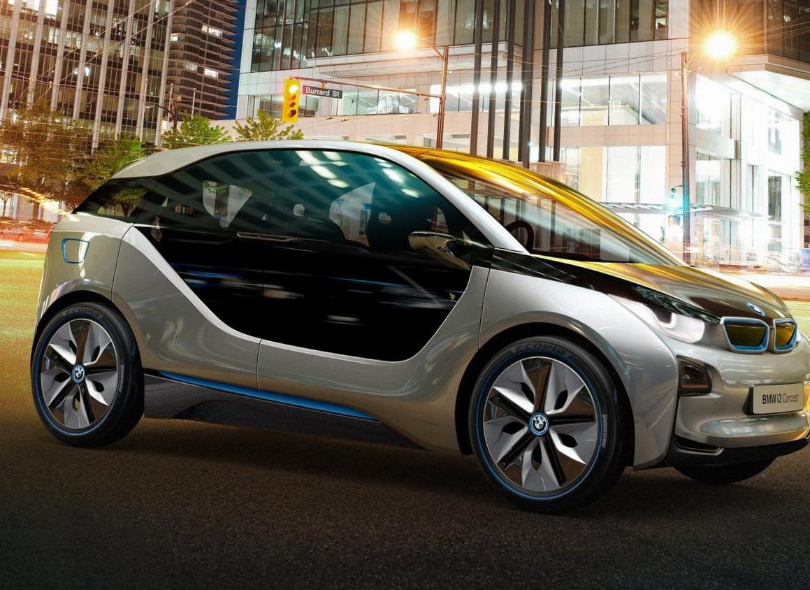 i3 BMW how mach coupe