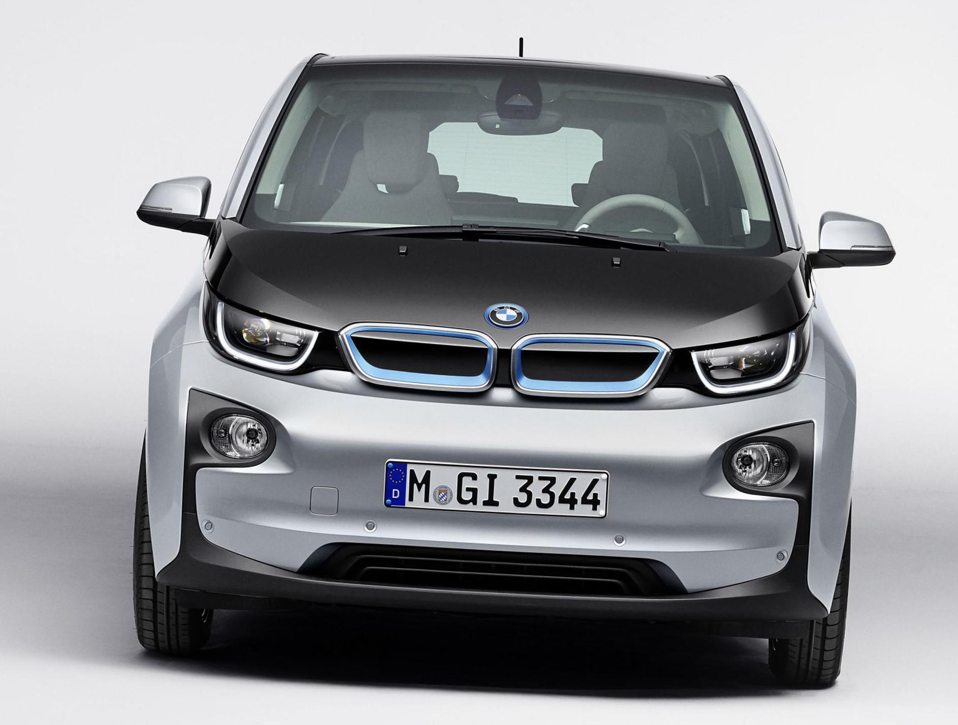 i3 BMW Specifications 2012