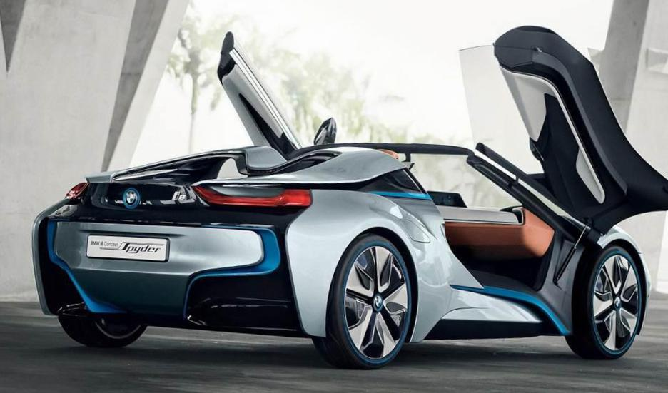 BMW i8 prices 2014