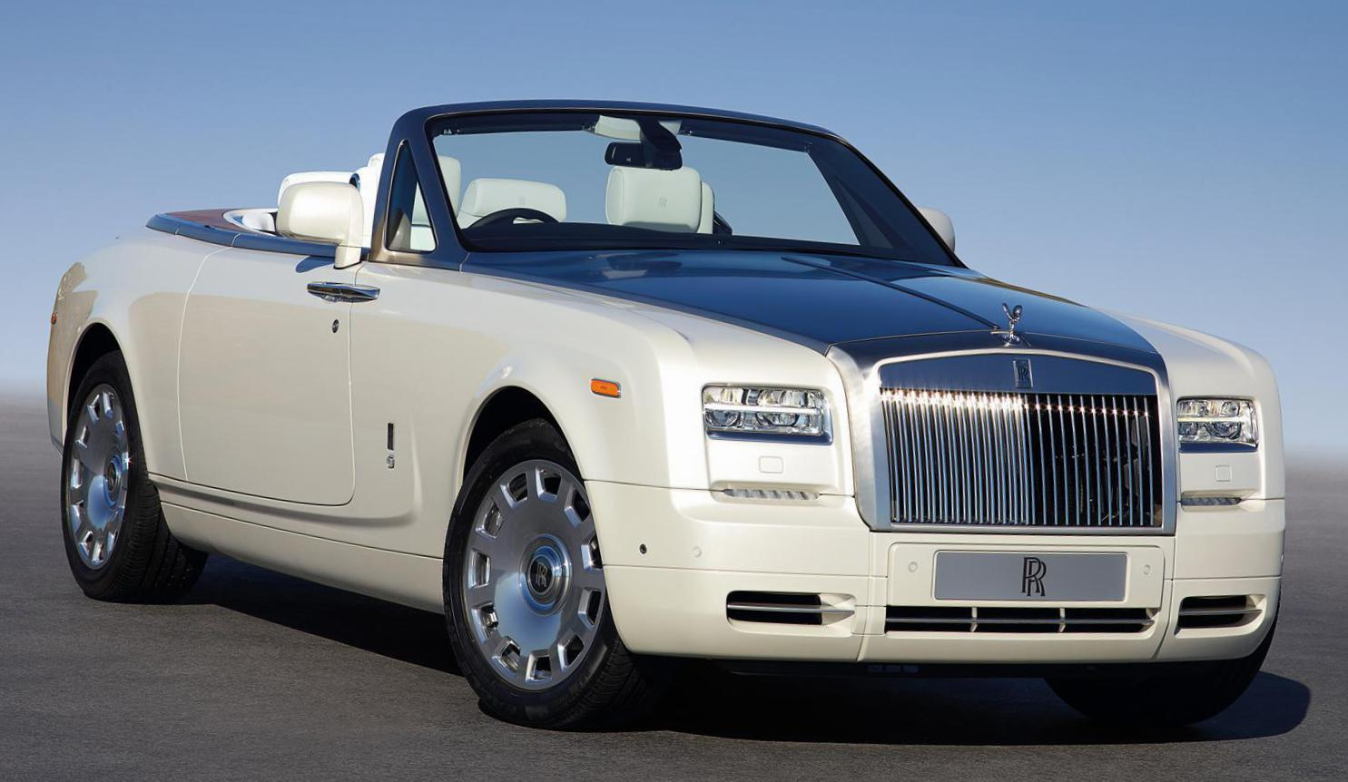 Phantom Rolls Royce Cost Suv