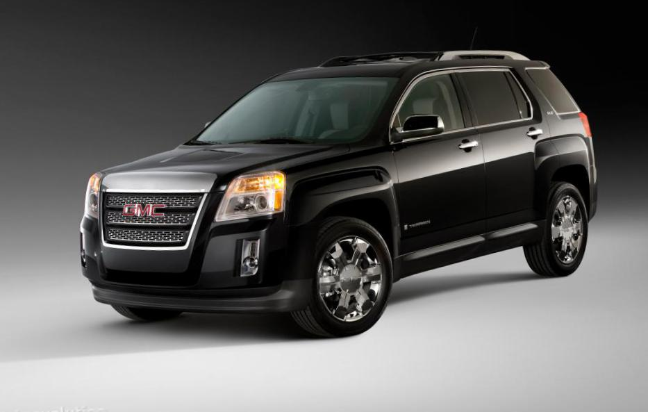 GMC Terrain sale wagon