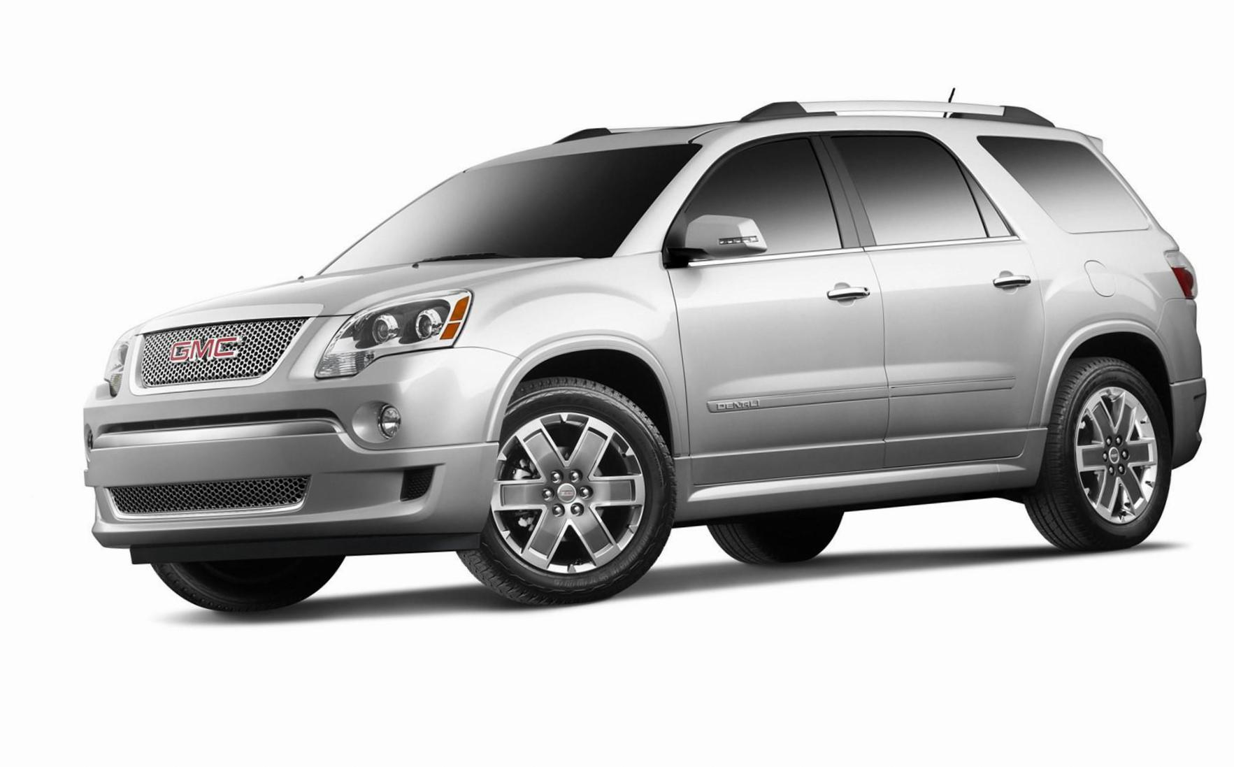 GMC Acadia reviews wagon