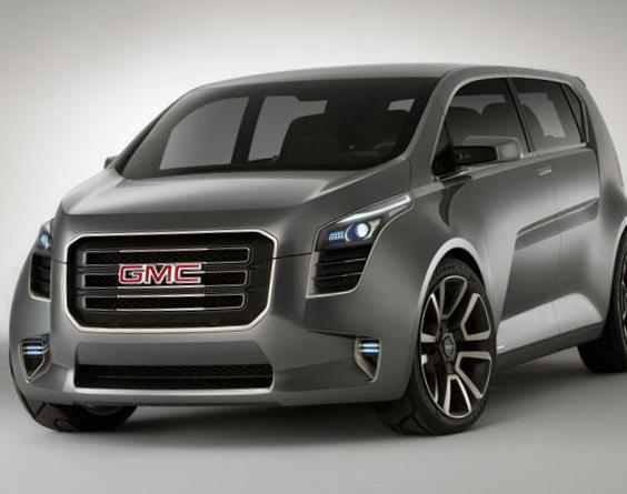 GMC Acadia Specification hatchback