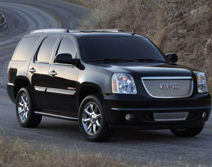 GMC Yukon model liftback