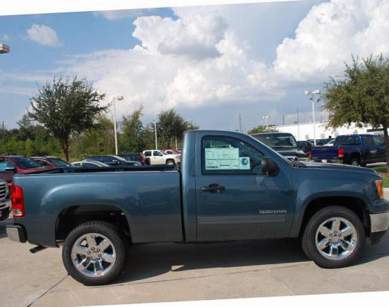 GMC Sierra Regular Cab review 2005