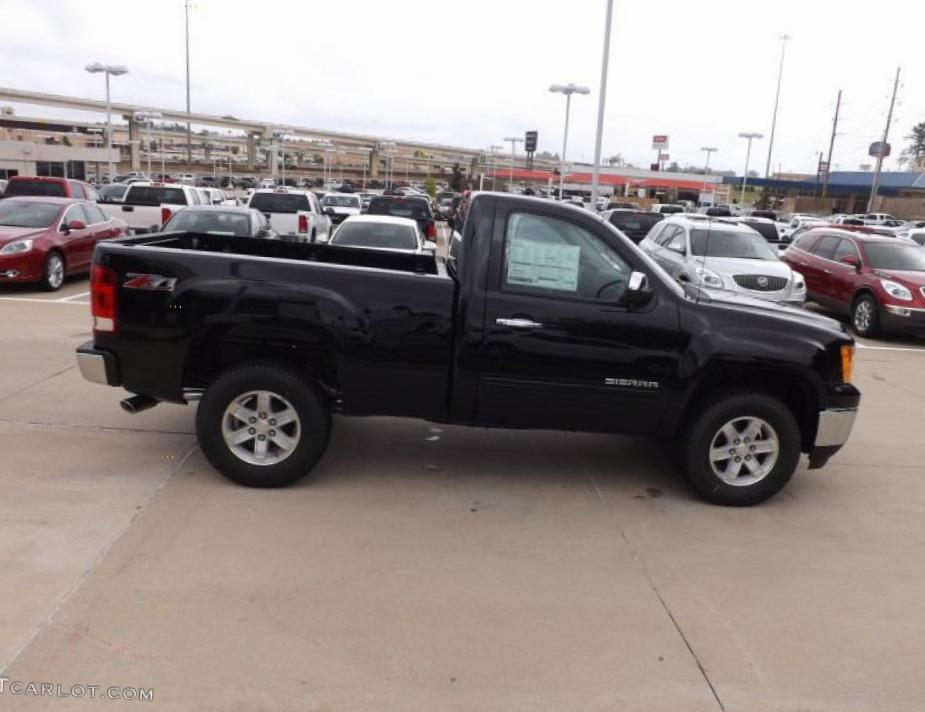 Sierra Regular Cab GMC new 2014
