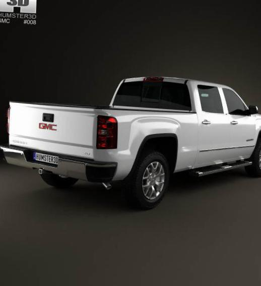 GMC Sierra Double Cab approved 2012