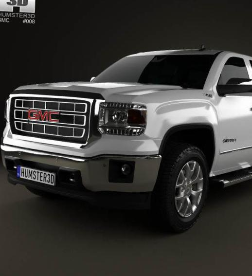 GMC Sierra Double Cab price 2009