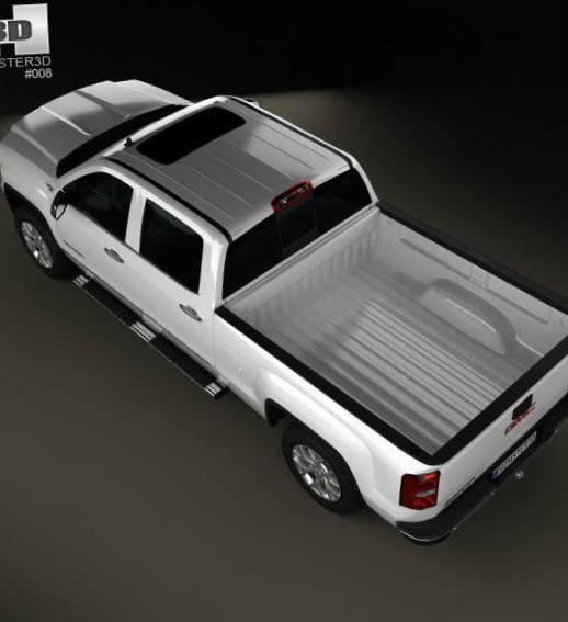 GMC Sierra Double Cab review 2003