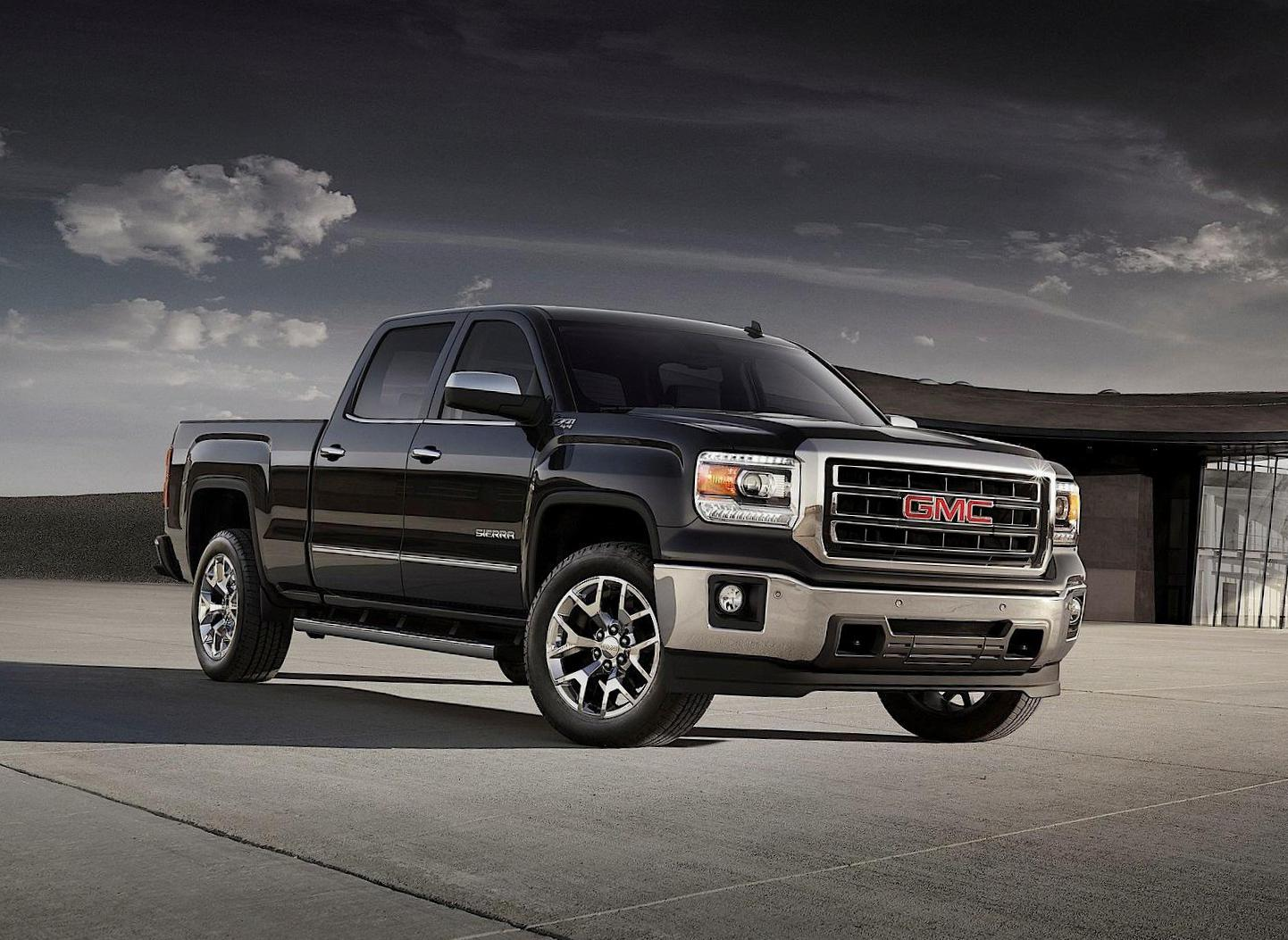 GMC Sierra Double Cab Specifications coupe