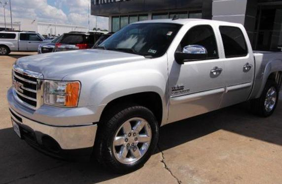 GMC Sierra Crew Cab review pickup